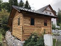 zahradní domek - pronájem chaty Seč - Kraskov