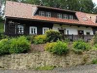 ubytování Česká Metuje Chalupa k pronajmutí