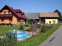 Helvíkovice ubytování 18 lidí  ubytování