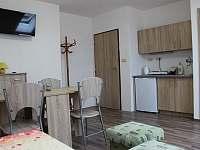 Bytové studio č. 4 pro 3 osoby - Helvíkovice