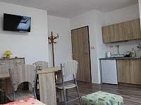 Bytové studio č. 4 s vlastním sociálním zařízením pro 3 osoby - Helvíkovice