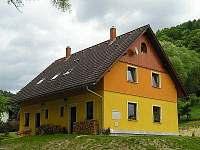 ubytování Česká Metuje na chalupě k pronajmutí