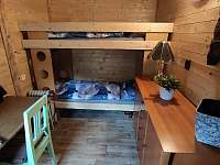 Doctor - patrová postel I. - apartmán k pronajmutí Doly