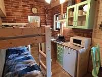 Doctor - patrová postel II.+ kuchyňka - Doly