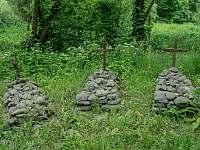 Místní hřbitov - Doly
