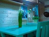Taverna interier - apartmán ubytování Doly