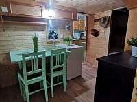 Taverna interier - pronájem apartmánu Doly