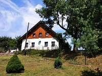 Chalupa k pronajmutí - okolí Chvalkovic