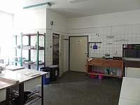 Kuchyně - chata ubytování Zdobnice