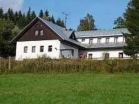 ubytování Orlické Záhoří na chatě k pronajmutí