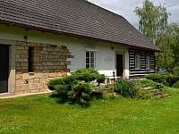 Roubenka Dvůr Králové - chalupa ubytování Vítězná - Huntířov - 5