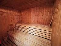 Sauna - Vítězná - Huntířov