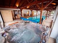 Bazén - chalupa k pronajmutí Otovice u Broumova