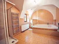 Koupelna 1 - Otovice u Broumova