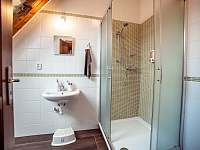 Koupelna 2 - chalupa k pronájmu Otovice u Broumova