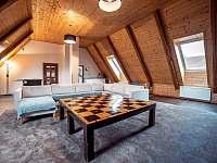 Společenská místnost - Otovice u Broumova