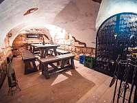 Vinný sklípek - Otovice u Broumova