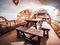 Vinný sklípek - pronájem chalupy Otovice u Broumova
