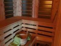 Sauna - ubytování Jetřichov
