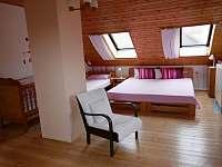 ložnice pro 5 osob - Chlumec nad Cidlinou