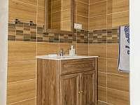 Koupelna - chalupa k pronájmu Prosíčka u Sečské přehrady