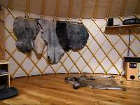 Dekorace - chata ubytování Dlouhá Třebová