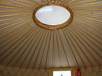 Tono - otvíratelné horní okno - pronájem chaty Dlouhá Třebová