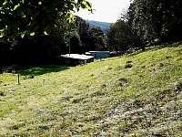 Údolí Kojovec - náš ovčín - pronájem chaty Dlouhá Třebová
