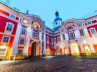 Broumovský klášter - pronájem apartmánu Pěkov