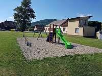 Dětské hřiště - Linhartice