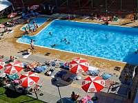 Jezerka venkovní bazén - Seč