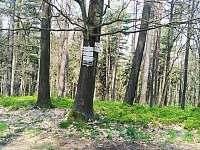 Cyklostezky,houbaření ,nedaleko chalupy - Podhorní Újezd a Vojice