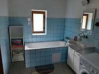 Koupelna - Rybná nad Zdobnicí