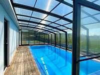 zastřešený bazén ( celodenní vstup v ceně pobytu) - Nové Město nad Metují