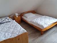 3-lůžkový pokoj s možností přistýlky - Žacléř