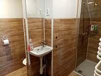Apartmán - koupelna - chalupa ubytování Otovice u Broumova