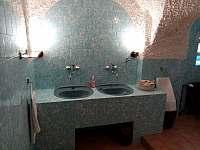 koupelna - Otovice u Broumova