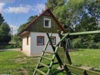 Chata u potoka - Božanov