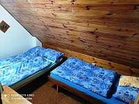 Třílůžkový pokoj - Nové Hrady