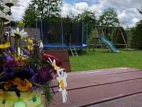 Domeček u Marcelky zahrada - chalupa k pronájmu Ruprechtice