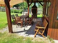 domeček na zahradě - Hlinsko