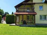 Domeček se zahradou - apartmán k pronájmu Hlinsko