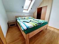 Ložnice - apartmán k pronájmu Hlinsko