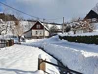 Chata u potoka - chalupa ubytování Dolní Javoří - 2
