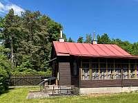 Chata k pronájmu - okolí Dolní Radechové