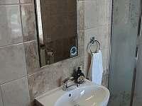 Koupelna s WC - Bílé Poličany
