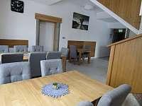 Společenská místnost - ubytování Bílá Třemešná - Dvůr Králové
