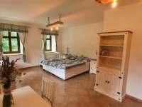 Pokoj č.1 - apartmán - chalupa ubytování Zdoňov