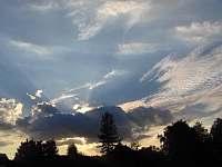 výhledy - chalupa k pronájmu Paseky u Proseče
