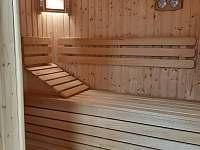 Sauna - Žďárky